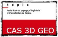 Introduction au CAS 3D GEO